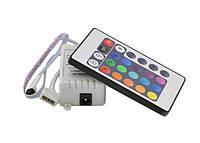 RGB контроллер IR RGB 6А (24 Кнопки)
