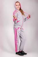 Детский спортивный костюм для девочки Лампас 40 (рост 146)