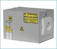 Ящик с понижающим трансформатором ЯТП-0,25 220/24-2 36 УХЛ4 IP30 ИЭК