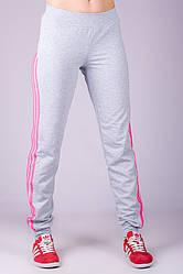 Спортивні штани жіночі Фітнес (меланж)