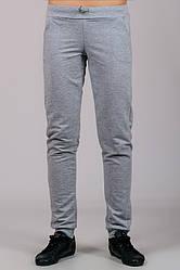 Жіночі трикотажні штани Гольфстрім (світло-сірі)