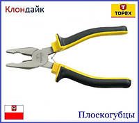 Плоскогубцы TOPEX 32d122