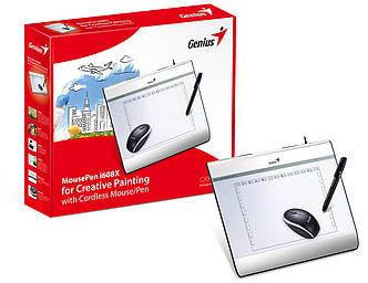 Планшет Genius MousePen i608X (31100060101)
