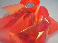 Битое стекло для ногтей красное