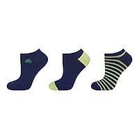 Набор коротких мужских носков Soxo (3 пары), фото 1