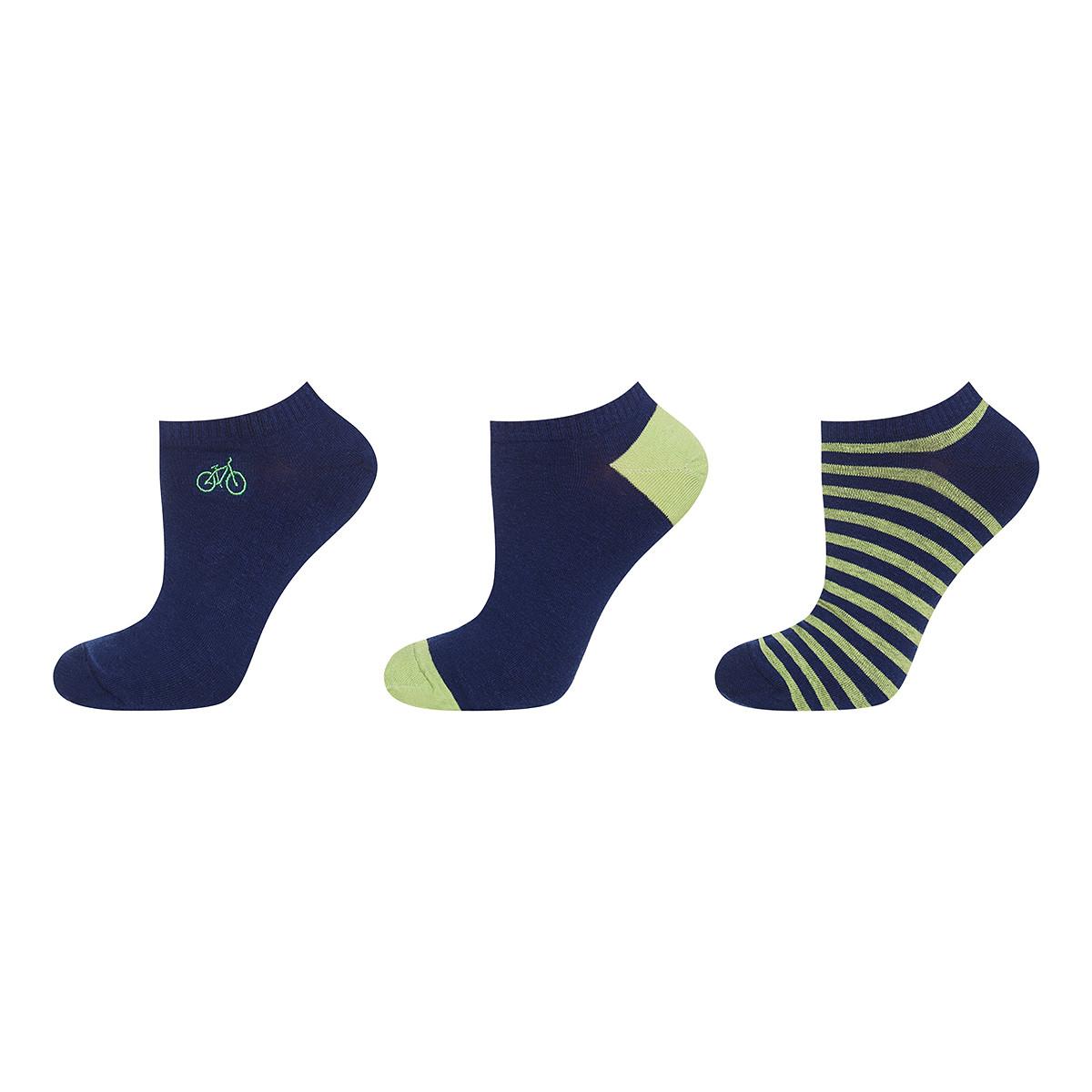 0c9547e676e8 Набор коротких мужских носков Soxo (3 пары)