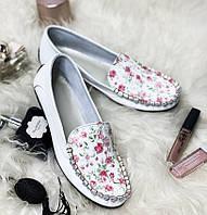 Обувь женская из натуральной кожи