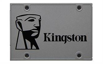 Накопитель SSD 240GB Kingston UV500 2.5 SATAIII 3D TLC (SUV500/240G)