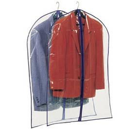 Поліетиленові чохли для одягу