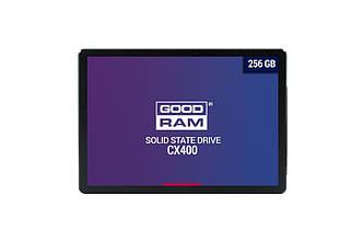 Накопитель SSD 256GB GOODRAM CX400 2.5 SATAIII 3D TLC (SSDPR-CX400-256)