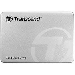 Накопитель SSD 120GB Transcend SSD220 2.5 SATA III TLC (TS120GSSD220S)