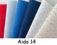"""Ткань """"Аида"""" №14 Zweigart"""