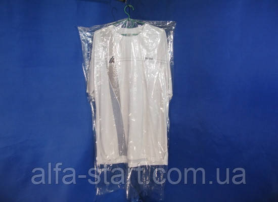 Полиэтиленовые чехлы 650/1000мм для хранения одежды