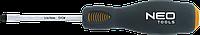Отвертка шлицевая ударная 5.5x75 мм, CrMo 04-017 Neo, фото 1
