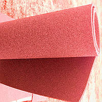 Резиновый коврик 1500х700х10 ярко-красный, фото 1