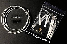 Стекловолокно для наращивания Nail Fiber 90 см F.O.X  НОВИНКА!