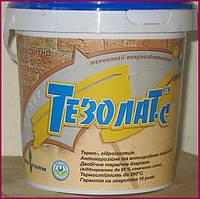 Теплоизоляционная краска «Тезолат», 10 л