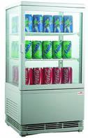 Шкаф холодильный настольный Frosty RT58L-1D белый
