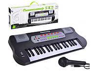 Орган – это детский клавишный музыкальный инструмент из 37 клавиш и разных кнопочек для создания аранжировок
