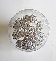 Шпилька гипсовая раза в камнях маленькая