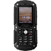 Мобильный телефон Sigma mobile X-treme PQ67 Dual Sim Black (4827798373729), 2 (220х176) TN / MediaTek MTK6276 / microSD до 32 ГБ / камера 1.3 Мп / 3G