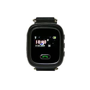 Детские смарт-часы GoGPS ME К11 Черный (К11ЧР), 0.66 LCD / MediaTek MTK6261 / ОЗУ 128 МБ / 64 МБ встроенной / GPS, A-GPS, LBS / 43 х 38 х 15 мм, 35 г