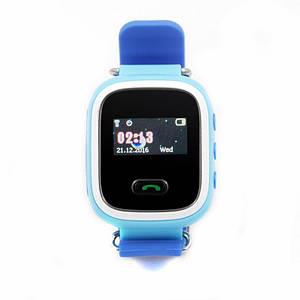 Детские смарт-часы GoGPS ME К11 Синий (К11СН), 0.66 LCD / MediaTek MTK6261 / ОЗУ 128 МБ / 64 МБ встроенной / GPS, A-GPS, LBS / 43 х 38 х 15 мм, 35 г /