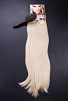 №6.Набор из 8 прядей,цвет блондин карамельный