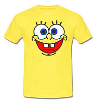 Футболка sponge bob