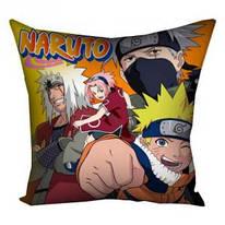 Подушка  2-х сторонняя Naruto