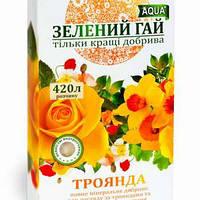 Подкормка Зеленый Гай Аква роза цветник 300,0 г