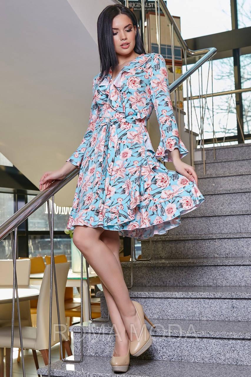 Красивое платье женское воздушное SV 3354