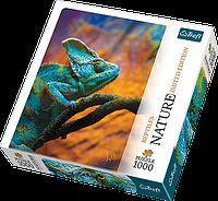 Пазл Trefl 1000 ел.Nature Limited Хамелеон