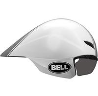 Велошлем Bell Javelin белый/серебристый (GT)
