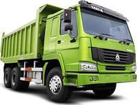 Запчасти на китайские грузовики оптом