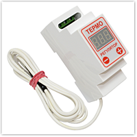 Двухрежимный цифровой терморегулятор ЦТРД-2