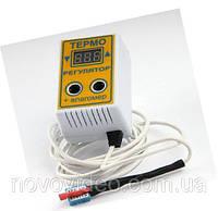 Цифровой терморегулятор с влагомером ЦТРВ