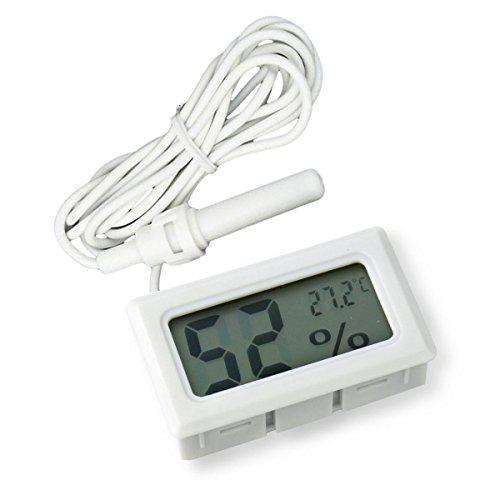 Влагомер для инкубатора цифровой TH гигро-термометр.