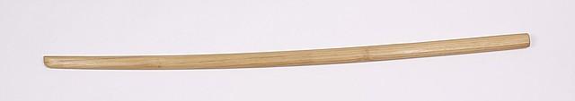 Боккен NITEN ICHI RYU | Акация, тонкий,  легкий,  легко останавливается в нужной точке,