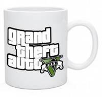 Чашка GTA