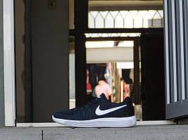 Кроссовки Classik A464 (Nike Zoom) (весна/осень, мужские, текстиль, черный)