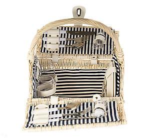 Кошик-сумка з ручкою для пікніка на 2 персони (021PPN), фото 2
