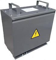 Трансформатор напряжения ТСЗИ-2,5 кВт 380/12 понижающий трехфазный  сухой