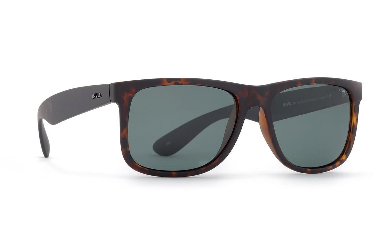 Мужские солнцезащитные очки INVU модель B2719D