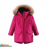 Куртка зимняя для девочки Reima Myre 511274, цвет 3600