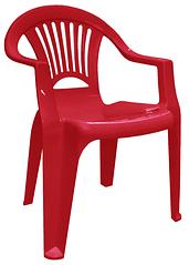 Кресло для летнего кафе Луч вишневый
