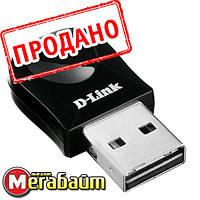 Беспроводной адаптер D-Link DWA-131 802.11n (N150) USB, фото 1