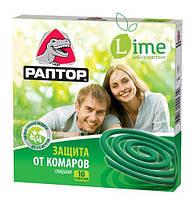 Спираль от комаров Raptor, 10 шт