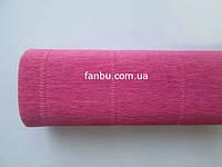 Креп бумага цикламен №550,производство Италия, фото 1