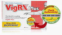 Каким образом можно проверить подлинность препарата VigRX Plus?
